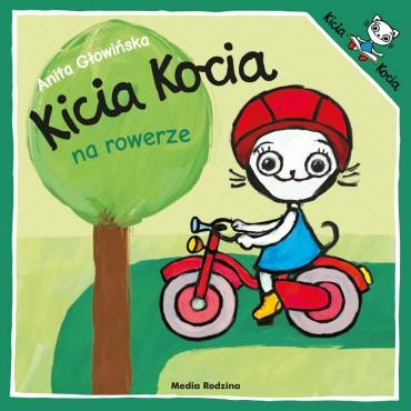 Kicia Kocia. Na rowerze...