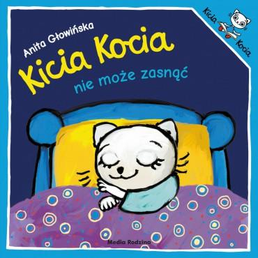 Kicia Kocia. Nie może...