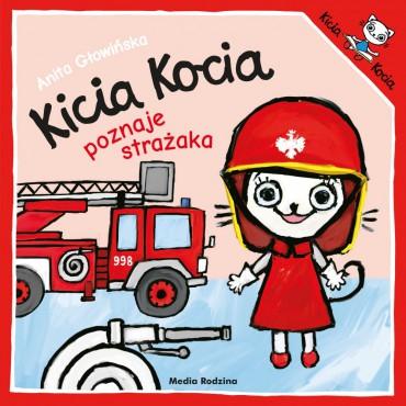 Kicia Kocia. Poznaje...