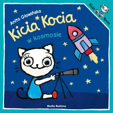 Kicia Kocia. W kosmosie...