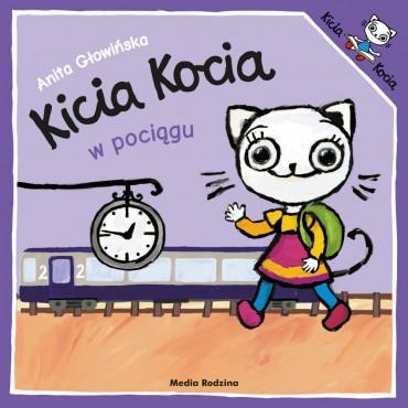 Kicia Kocia. W pociągu...
