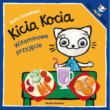 Kicia Kocia. Witaminowe...