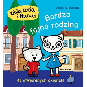 Kicia Kocia i Nunuś. Bardzo...