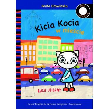 Kicia Kocia w mieście. Ruch...