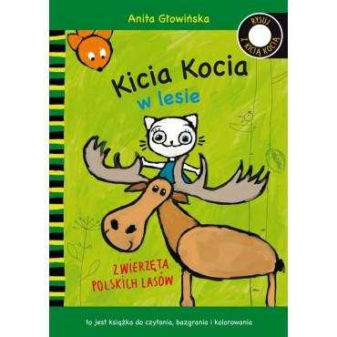Kicia Kocia w lesie...
