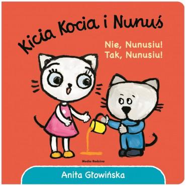 Kicia Kocia i Nunuś. Nie...