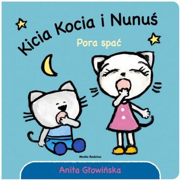 Kicia Kocia i Nunuś. Pora...