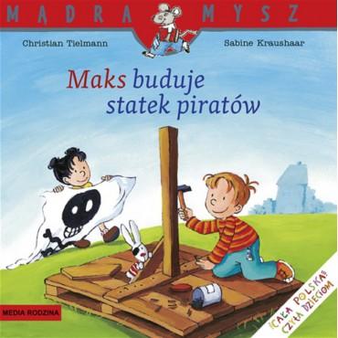 Maks buduje statek piratów...