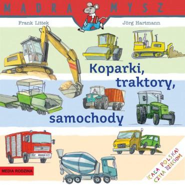 Koparki, traktory,...