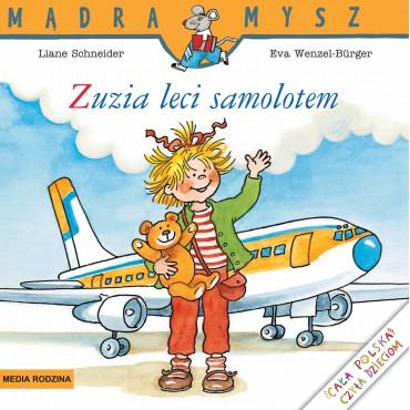 Zuzia leci samolotem Mądra...