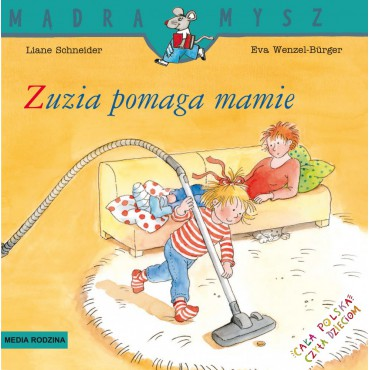 Zuzia pomaga mamie Mądra...