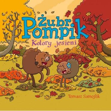 Żubr Pompik. Kolory jesieni...