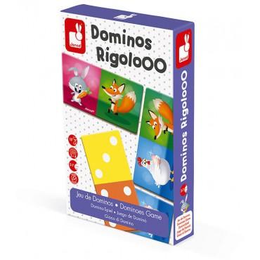 Domino Zwierzęta Rigolooo...