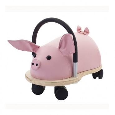 Jeździk Świnka Mała Wheely Bug
