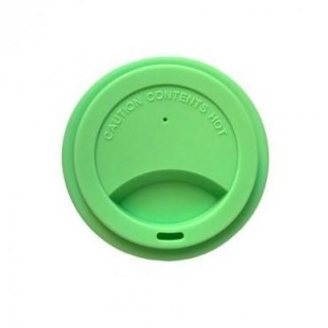 Silikonowa nakładka na kubek bez BPA, ftalanów, lateksu Jack N Jill Zielona