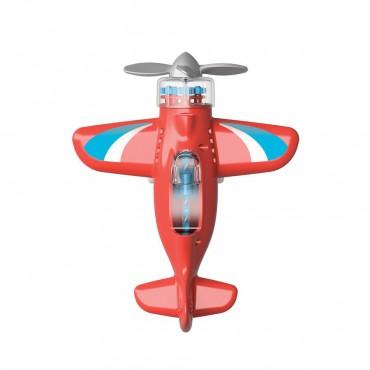 Sprytny Samolot Czerwony...
