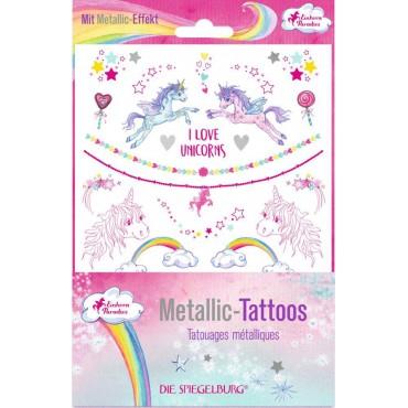 Tatuaże metaliczne...
