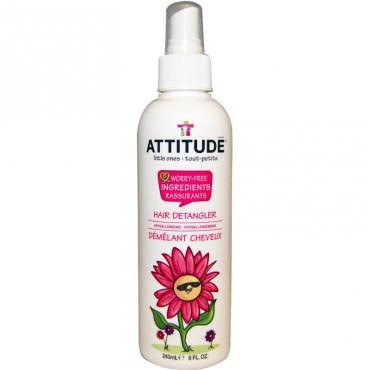 Attitude, Spray do włosów...