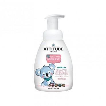 Attitude, Płyn dla dzieci...