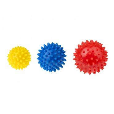 Piłki sensoryczne 3 szt. Tullo
