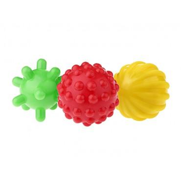 Piłki sensoryczne 3 szt....