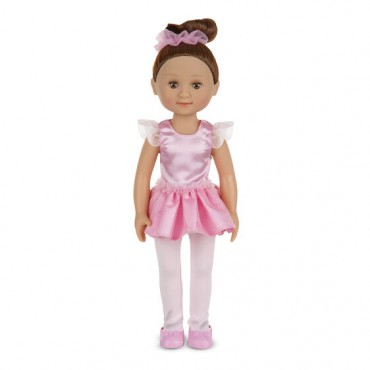 Lalka Baletnica Wiktoria...