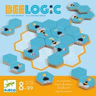 Gra logiczna Bee Logic Djeco