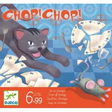 Gra planszowa Chop Chop Djeco