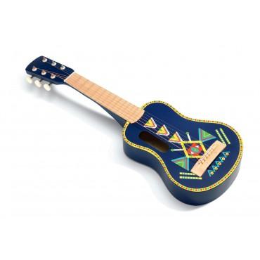 Gitara- 6 strun metalowych...