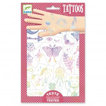 Tatuaże Talizmany Djeco