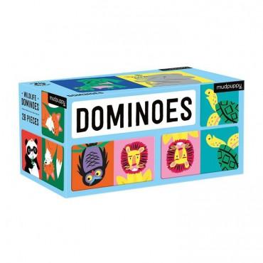 Gra Domino Dżungla 28...