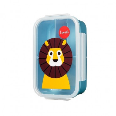 Lunchbox Bento Lew Blue 3...