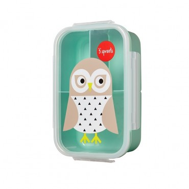 Lunchbox Bento Sowa Mint 3...