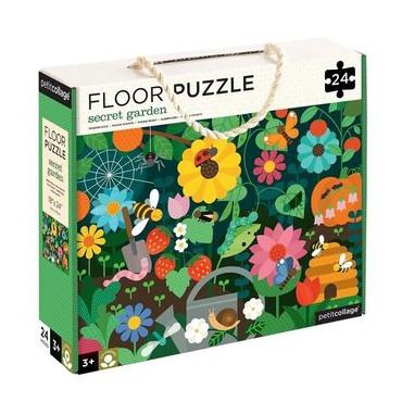 Puzzle Podłogowe Ogród...