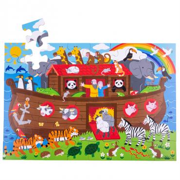 Puzzle Arka Noego BigJigs