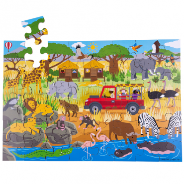Puzzle Safari BigJigs