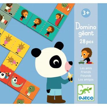 Domino gigant Przyjaciele...