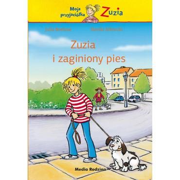 Zuzia i zaginiony pies Mądra Mysz Wydawnictwo Media Rodzina