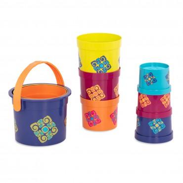 Bazillion Buckets – kubełki...
