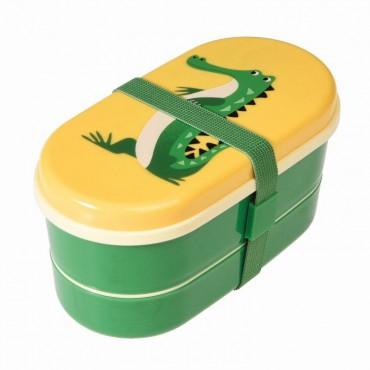Lunchbox bento Krokodyl Rex...
