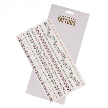 Tatuaże zmywalne dla dzieci...
