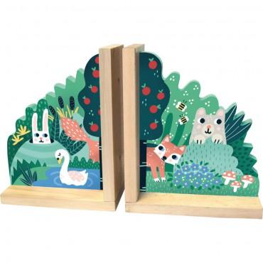 Podpórki na książki  Vilac