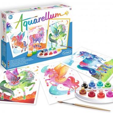 Aquarellum Jednorożce i...