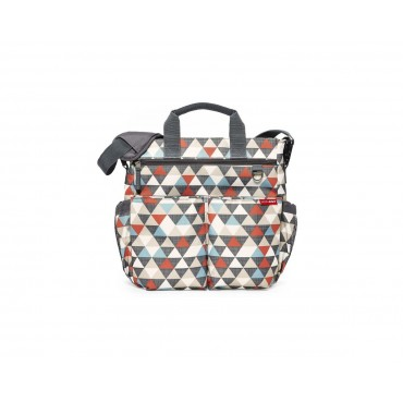Torba Duo Signature Triangles Skip Hop