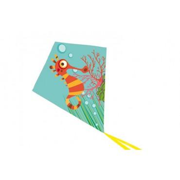 Latawiec Konik morski Scratch