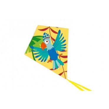 Latawiec Rajski ptak Scratch
