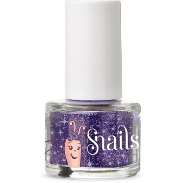 Brokat do paznokci Snails Purple Blue Glitter