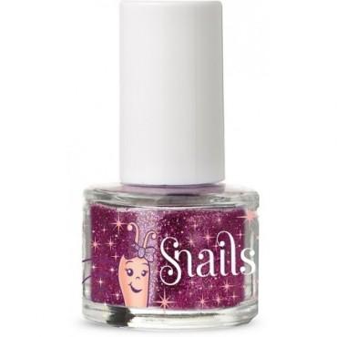 Brokat do paznokci Snails Purple Red Glitter