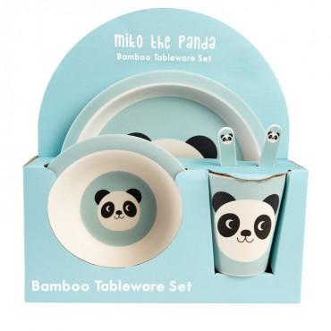 Zastawa dla dzieci Panda...