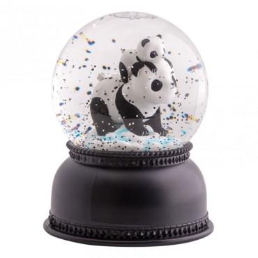 Świecąca kula śnieżna Pandy...